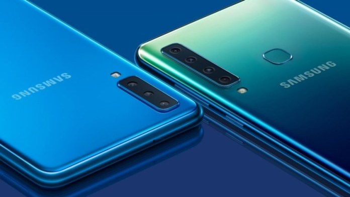 Samsung Galaxy A9 (2018) annunciato con quattro telecamere posteriori