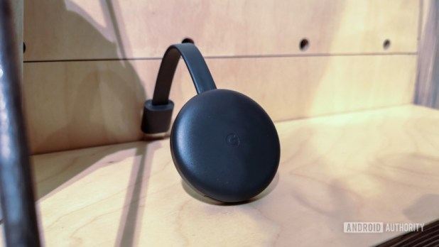 Third-gen Chromecast