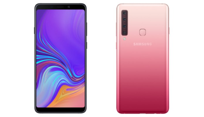 Samsung Galaxy A9 (2018) prezzo, disponibilità, data di uscita e altro ancora!