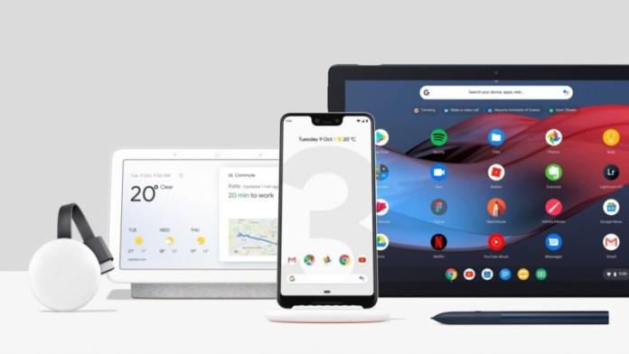 Dove acquistare Pixel 3, Home Hub e tutti i dispositivi 2018 di Google nel Regno Unito