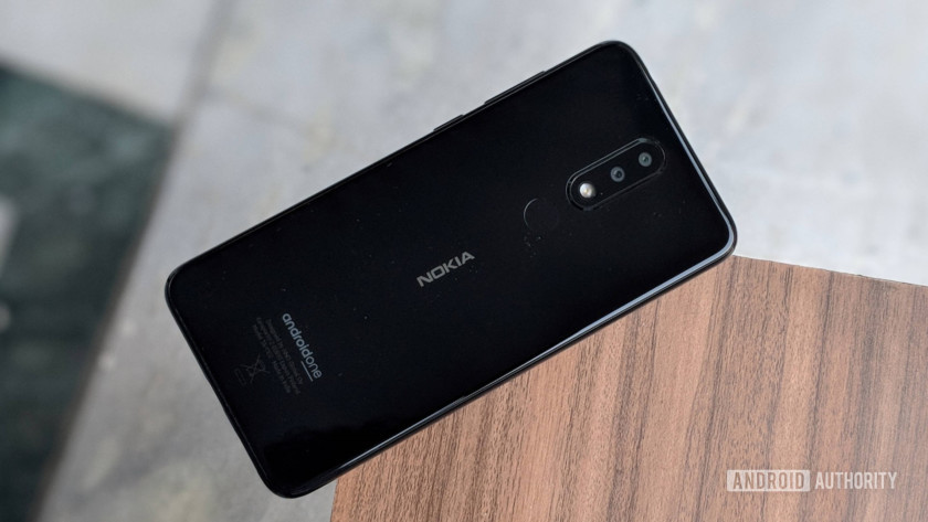 Nokia 5.1 Plus design