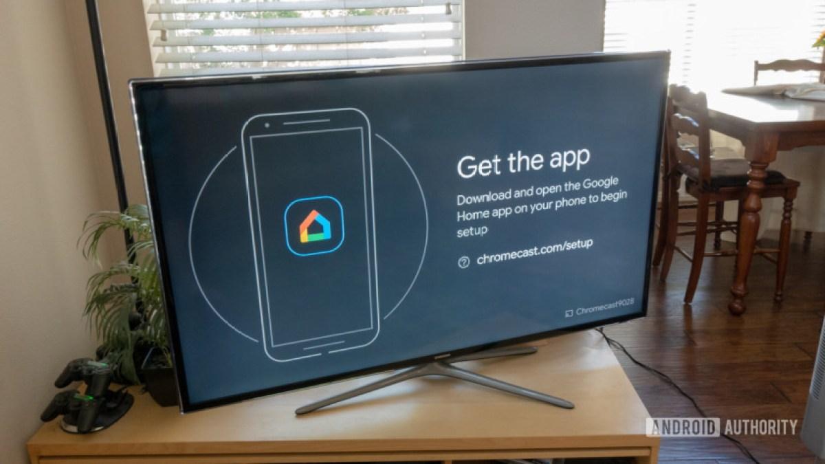 Chromecast не работает, настройка приложения