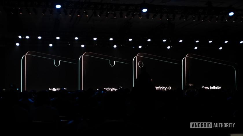 Samsung Developer Conference Notch Displays