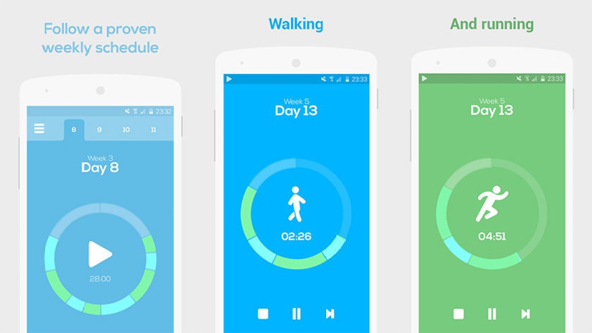 Runmore 5K Trainer - best running apps for android