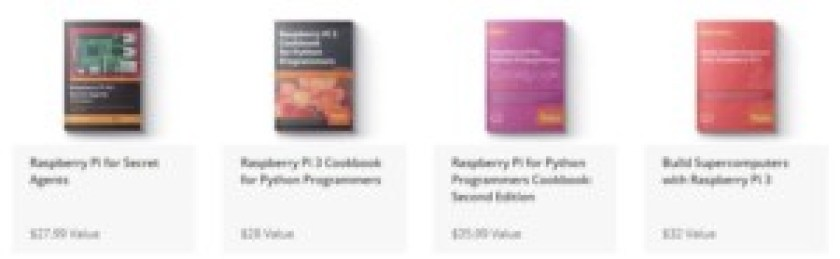Ultimate Raspberry Pi eBook Bundle