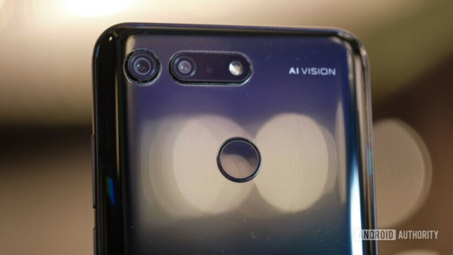 Honor View20 cameras