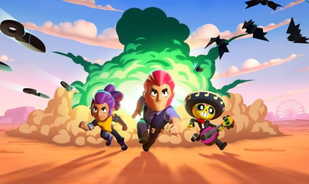 Brawl Stars artwork - updates, patch notes, brawler changes