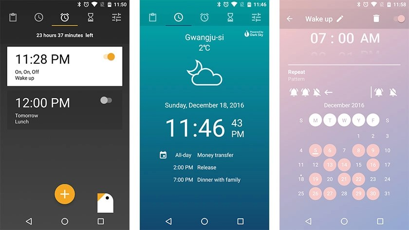 10 Best Alarm Clock Apps For Android Android Authority
