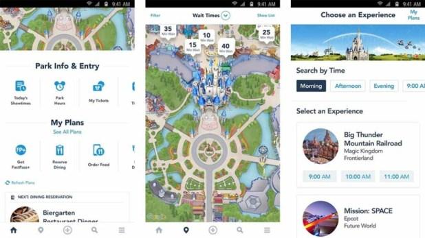 My Disney Experience / Disneyland