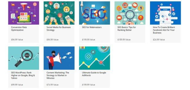 SEO certification training for a tech career