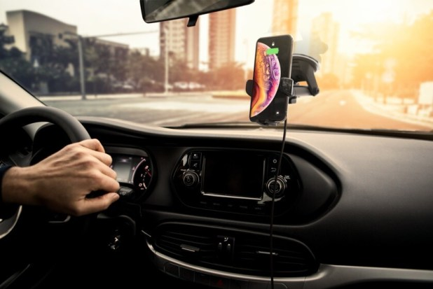 iOttie auto sense car mount