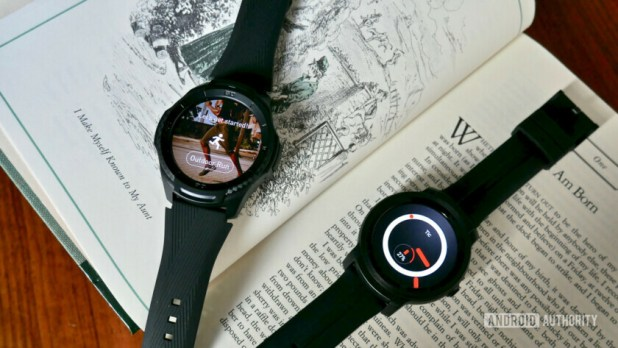 TicWatch E2 and S2 review fitness