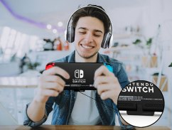 Nintendo Switch Bluetooth Audio Adapter