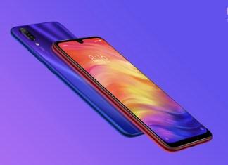 Xiaomi launching the Redmi Note 7 in the UK