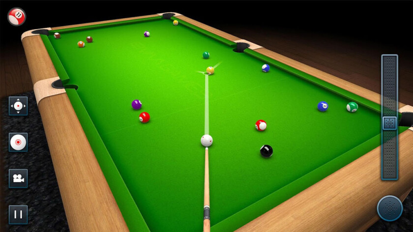 This is the featured image for the best pool games and best billiards games for android!