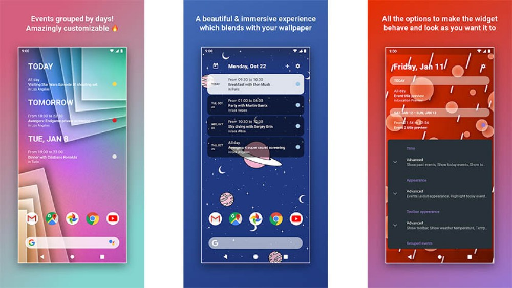 Calendar by Home Agenda - Best New Android Apps