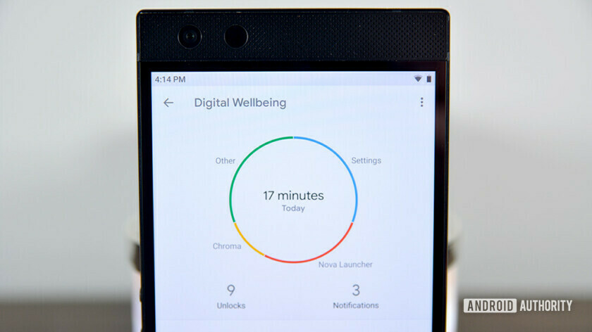 Manage Android notifications Digital Wellbeing