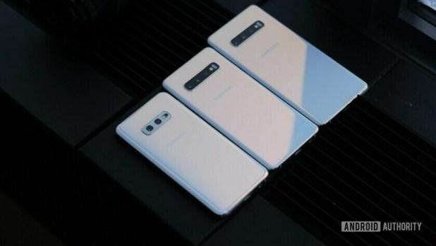 Samsung Galaxy S10, S10 Plus, S10e