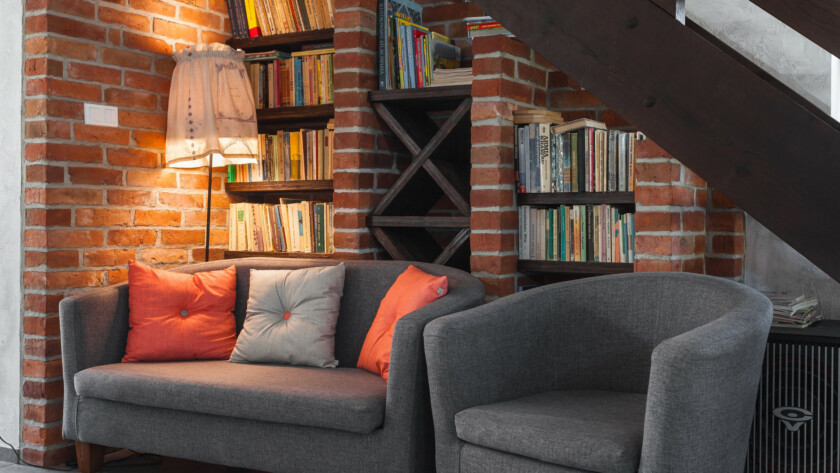 Airbnbs can be cosy and really feel like home