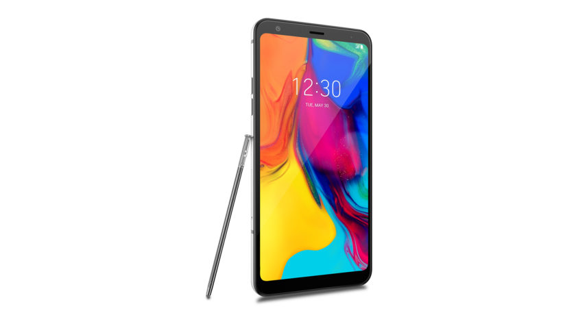 LG Stylo 5 Press Renders