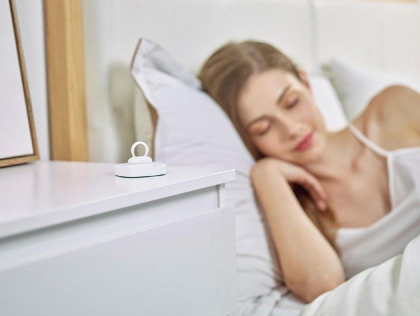 Go2Sleep Woman Sleeping