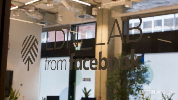 Facebook Office London LDN_LAB Incubator for Startups