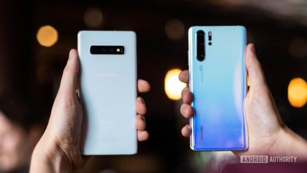 Huawei P30 Pro vs Samsung Galaxy S10 Plus back (16 of 60)