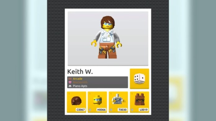 Lego Tower customization