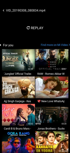 """Screenshot of the Redmi Note 7 Pro video player. """"Aria-describedby ="""" gallery-3-963723 """"srcset ="""" https://cdn57.androidauthority.net/wp-content/uploads/2019/03/Redmi-Note-7 -Pro-video-player-ads-300x650 .jpg 300w, https://cdn57.androidauthority.net/wp-content/uploads/2019/03/Redmi-Note-7-Pro-Video-Player-Ads-768x1664. jpg 768w, https://cdn57.androidauthority.net/wp-content/uploads/2019/03/Redmi-Note-7-Pro-Video-Player-Ads-840x1820.jpg 840w, https: //cdn57.androidauthority. net / wp-content / uploads / 2019/03 / Redmi-Note-7-Pro-Video-Player-Ads-7x16.jpg 7w, https://cdn57.androidauthority.net/wp-content/uploads/2019/03 /Redmi-Note-7-Pro-Video-Player-Ads-15x32.jpg 15w, https://cdn57.androidauthority.net/wp-content/uploads/2019/03/Redmi-Note-7-Pro-Video- Player-Ads-13x28.jpg 13w, https://cdn57.androidauthority.net/wp-content/uploads/2019/03/Redmi-Note-7-Pro-Video-Player-Ads-26x56.jpg 26w, https: //cdn57.androidauthority.net/wp-content/uploads/2019/03/Redmi-Note-7-Pro-Video-Player-Ads-30x64.jpg 30w, https://c dn57.androidauthority.net/wp- content / uploads / 2019/03 / Redmi-Note-7-Pro-Video-Player-Ads-92x200.jpg 92w, https://cdn57.androidauthority.net/wp-content/uploads / 2019/03 / Redmi-Note -7-Pro-Video-Player-Ads.jpg 886w """"sizes ="""" (max-width: 300px) 100vw, 300px"""