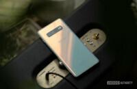 Samsung Galaxy S10 Plus Back