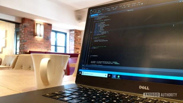 Laptop programming C#