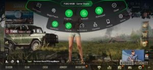 Black Shark 2 Review PUBG with performance dashboard