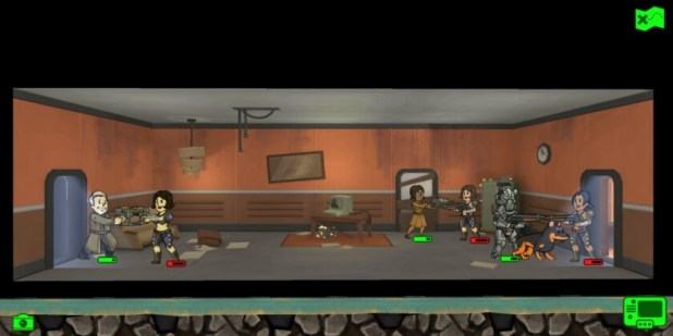 Fallout Shelter tips quest combat special