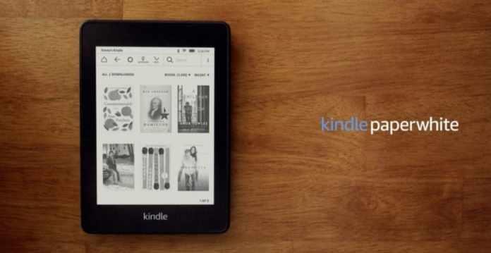 Best e-readers -- Amazon Kindle Paperwhite