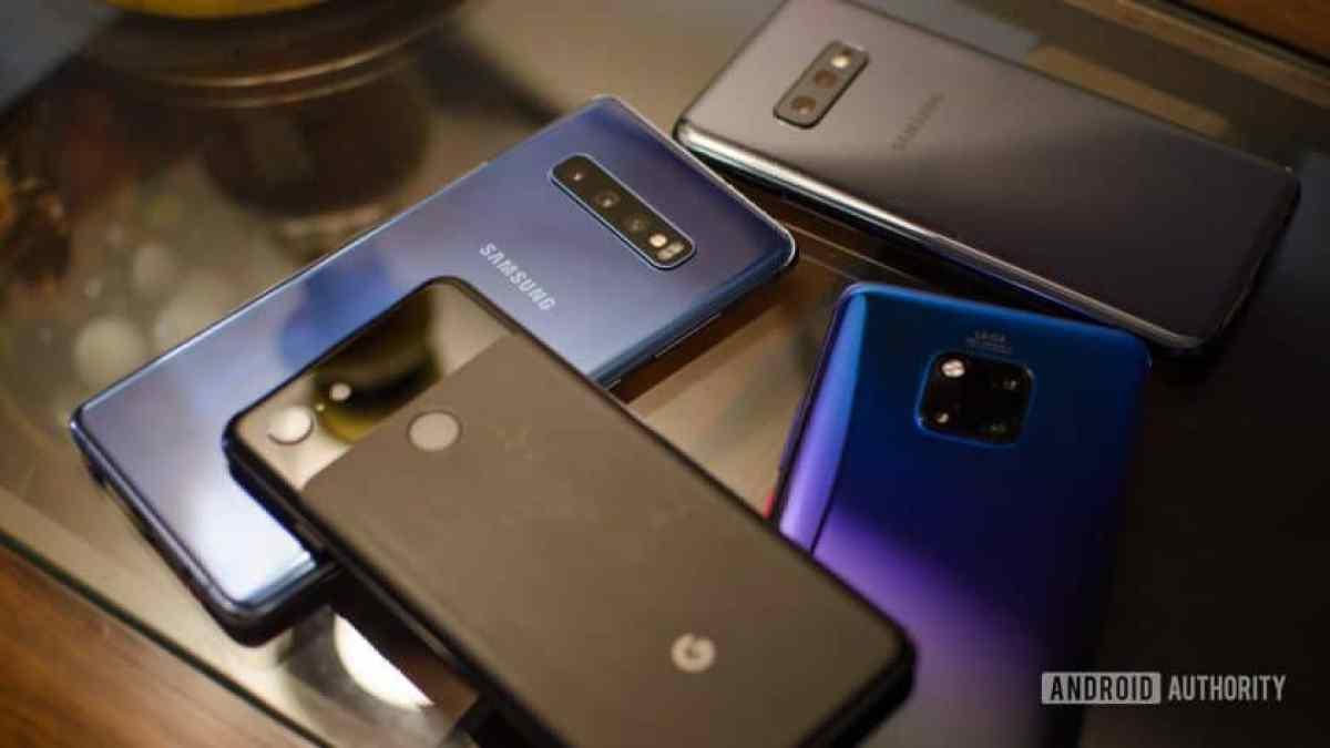 Melhores ofertas para Samsung Galaxy S10 vs Mate 20 Pro vs Google Pixel 3