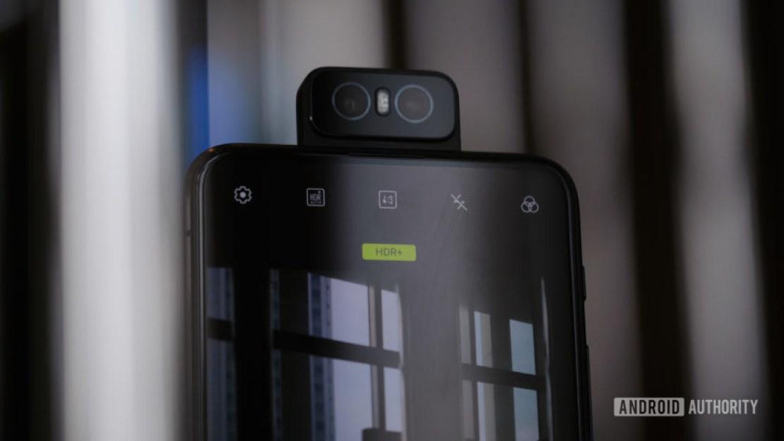 Asus Zenfone 6 camera macro