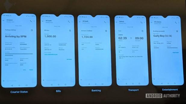 Oxygen OS India - Smart SMS