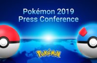 Image of The Pokemon Company's 2019 Press Conference.