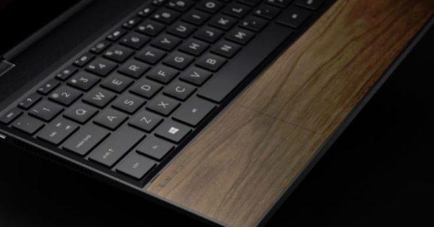 HP Envy Wood PC