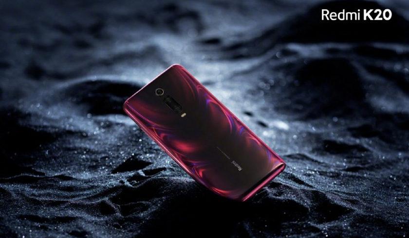 The Xiaomi Redmi K20.