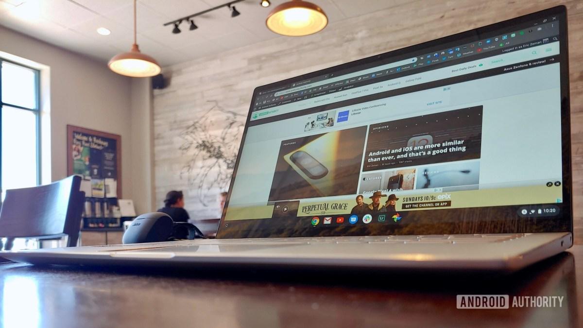 Настольный компьютер Asus Chromebook Flip C434