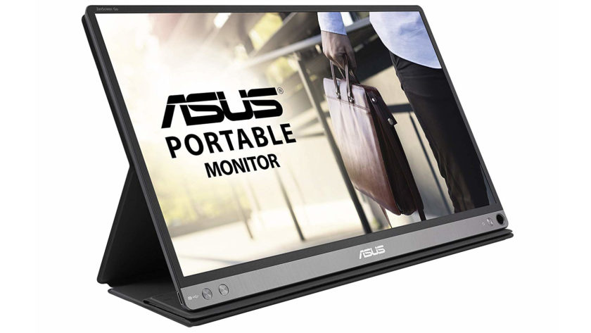 Asus ZenScreen GO MB16AP portable monitor