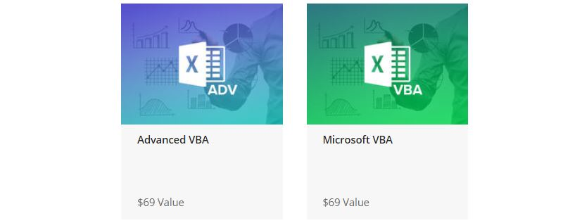 Microsoft VBA Bundle