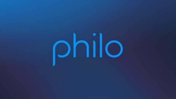 Logo of Philo live TV streaming service