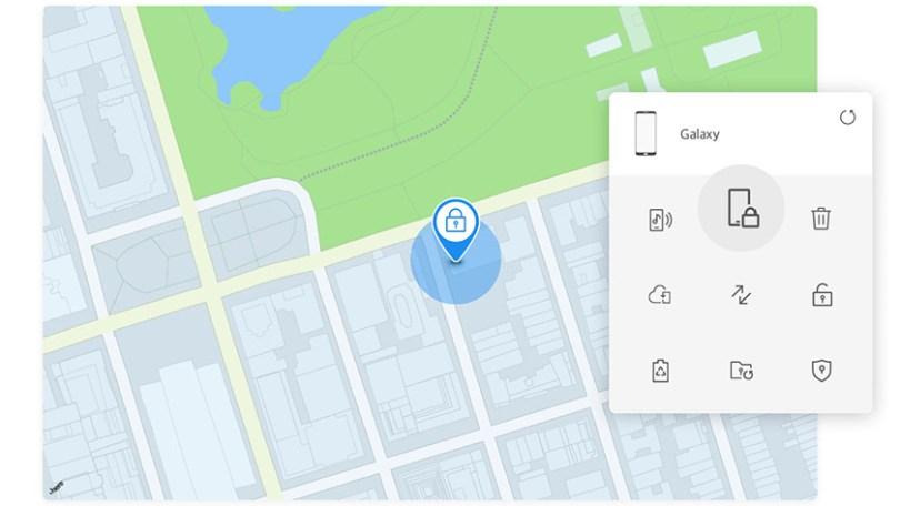 Samsung Find My Mobile - best spy apps