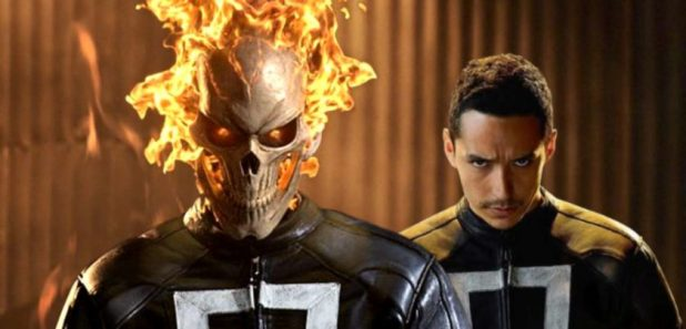 Ghost Rider marvel hulu shows