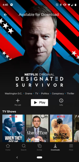 how to download movies shows Netflix 2