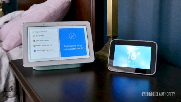 Lenovo Smart Clock vs Google Nest Hub features