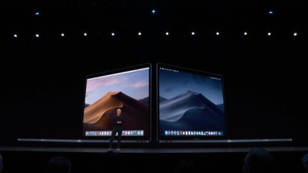 An image from Apple WWDC 2019.