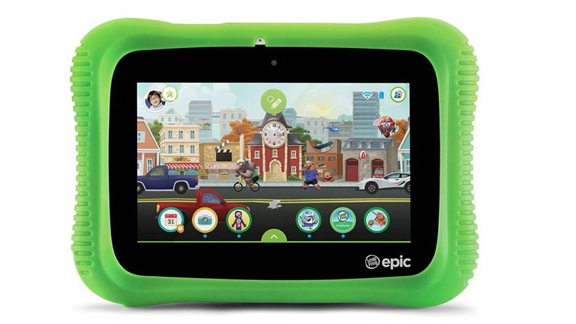 leapfrog epic academy edition tablet